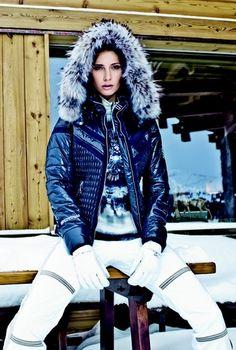 ski. I want these pants.