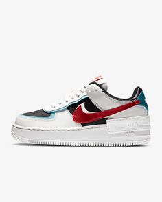 Men's Nike Air Force 1 Low'07 LV8 amovible Swoosh Fashion