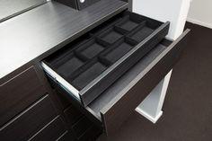 Jewellery drawer insert // Innovative Interiors