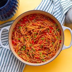 Japchae, Stew, Food And Drink, Pizza, Dinner, Ethnic Recipes, Pots, Recipies, Dining