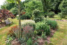 Découvrez les Open Gardens en France : des jardins ouverts à la visite qui permettent de récupérer des fonds destinés à des œuvres caritatives. #opengarden #jardin #visite #france #opengardens #massifs