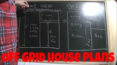Our Off Grid Home Plan
