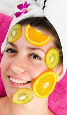 We present 4 simple and best fruit face packs for oily skin below