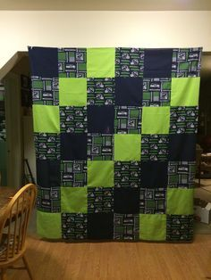 seahawks quilt pattern - Google Search