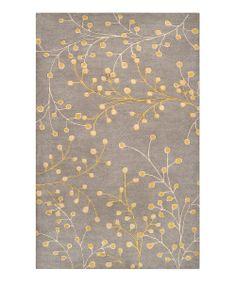 Parchment & Brindle Athena Wool Rug   Daily deals for moms, babies and kids