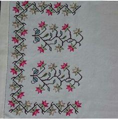Hand Embroidery, Diy And Crafts, Cross Stitch, Kids Rugs, Pattern, Beautiful Things, Punto De Cruz, Crocheting, Dots