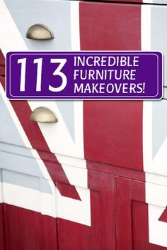 113 incredible furniture makeovers!