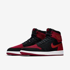 7ba3f56165f Air Jordan 1 Retro High Flyknit Men s Shoe