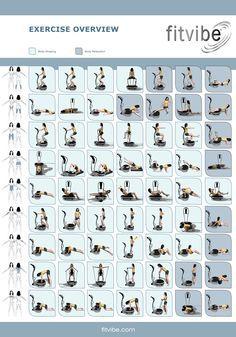 powerplate exercises