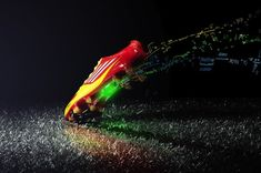 Adidas Intelligent Soccer Cleats