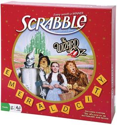 Wizard of Oz Scrabble