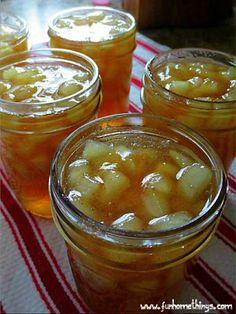 Asian pear jelly recipe
