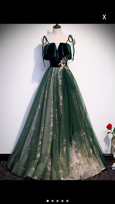Spaghetti Straps Tulle Lace Green Prom Dress, Floor Length Lace Up For – Simib. - Spaghetti Straps Tulle Lace Green Prom Dress, Floor Length Lace Up For – Simibridaldress Source by talentedtruffle - Cute Prom Dresses, Ball Dresses, Elegant Dresses, Pretty Dresses, Sexy Dresses, Summer Dresses, Vintage Prom Dresses, Wrap Dresses, Midi Dresses