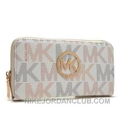http://www.nikejordanclub.com/michael-kors-logo-large-white-wallets-top-deals-fyzhh.html MICHAEL KORS LOGO LARGE WHITE WALLETS TOP DEALS FYZHH Only $34.00 , Free Shipping!