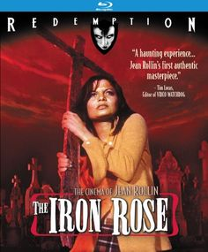 The Iron Rose [Blu-ray] Fer, Film, Réalisation, Movies To Watch, Blu Ray, Caméra, Appareil Photo Jetable, Nouveaux Films, Rose