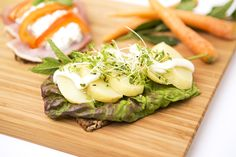 Micro greens from Tasty gardens can be used as seasoning on your food.  View hot to use Tasty gardens on our Youtube account