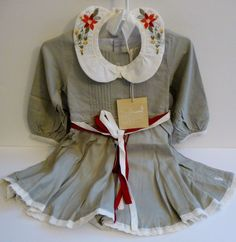 """Well Dressed Wolf NWT """"Holiday Magic"""" Sage Limited Edition Dress 9m"""