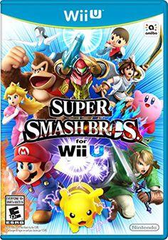 Super Smash Bros. - Nintendo Wii U - http://www.rekomande.com/super-smash-bros-nintendo-wii-u-2/