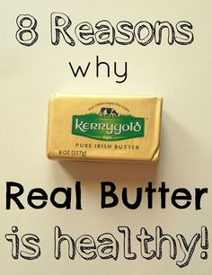 Butter is still being unfairly demonized after decades of research showing that it has some major health benefits! Here is why you should consider butter as a health food.