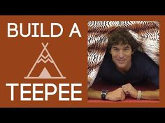 Rob from Man Sewing is just hilarious!  Oh and check out this fun tutorial on how to build a teepee. My kids love this idea.