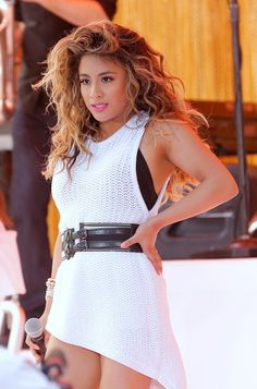 Ally Brooke from Fifth Harmony Fifth Harmony Ally, Fith Harmony, Ally Brooke, Tyga, Jane Hansen, Dinah Jane, Today Show, Pop Singers, Tumblr Girls