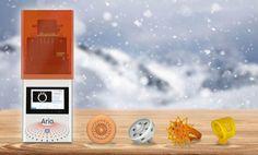 EnvisionTEC Launches Premium Entry-Level Aria DLP 3D Printer