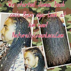 Www.NaturallyCleanLocs.com (754)244-8609 Sistah Najeebah