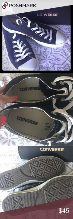 Comverse All Star low top Mens 8 Women's 10 Converse Shoes Sneakers