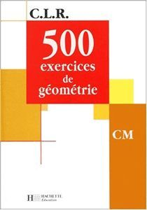 cm1: Exercices les TRIANGLES isoceles, equilateral, rectangle