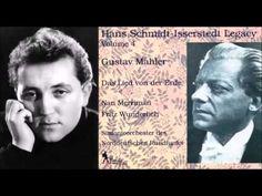 """Mahler """"Das Lied von der Erde"""" Hans Schmidt-Isserstedt"""