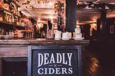 Um pub cultural e macabro. Hand of Glory evoca antigas lendas britânicas