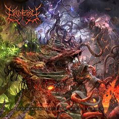 Organectomy - Domain of the Wretched 16.12