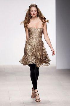 Issa London Autumn/Winter 2012-2013 at London Fashion Week
