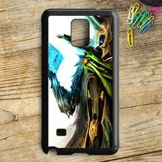 Marvel Loki Srednevekovyj Samsung Galaxy Note 5 Case | armeyla.com