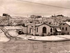 Hollywood snowstorm January 15, 1932. http://www.aluxurylimo.com