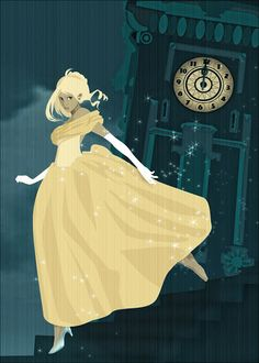 Cool Cinderella piece