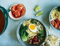 Check your authenticity meter at the door. This is the speediest, least traditional—and most fun—ramen ever invented.