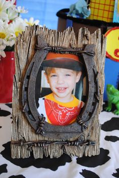 """Photo 7 of 26: VINTAGE TOY STORY / Birthday """"WESTERN TOY STORY PARTY"""" 