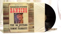 1964 Wanted Bordertown Bandido 50 Guitars of tommy Garrett Liberty LSS14031