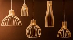 Timber Design Lighting   House and Leisure