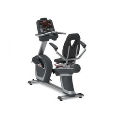 Star Trac S-RBX Recumbent Bike Review