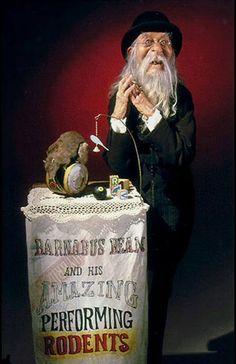 Thomas Kuebler Barnabus Bean
