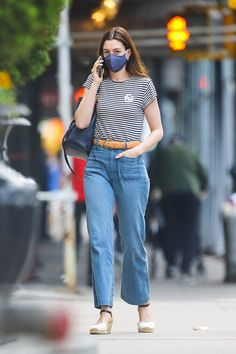 Anne Hathaway Wore the $13 Sandal Trend With a Hidden Meaning on a Rare Outing Princess Of Genovia, Lady Amelia Windsor, Castaner Espadrilles, Nikki And Brie Bella, Princess Sofia Of Sweden, Rachel Brosnahan, Vanessa Williams, Pippa Middleton, Anne Hathaway