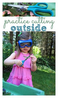 Fun ways to learn scissor skills | BabyCentre Blog