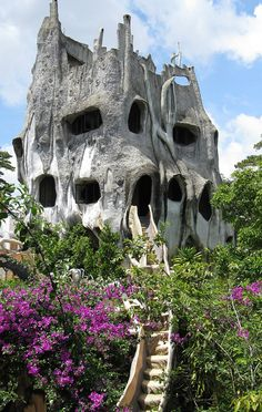 Hotel Crazy Hous,Далат, Вьетнам