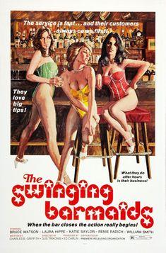 Swinging Barmaids (1975)
