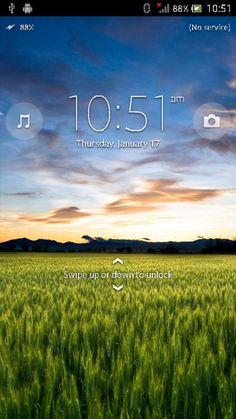 With the Sony Xperia S Android 4.1 Update, users of the Android smartphone coming many new cool features, eg an improved lockscreen