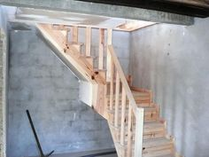 how to fix steep stairs little headroom - Google Search