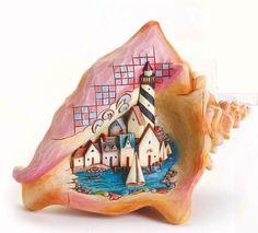 Seashell by Jim Shore