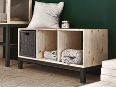 The IKEA Kallax collection Storage furniture is an important section of any home. Fashionable and wonderfully easy the ledge Kallax from Ikea , for example. Ikea New, Best Ikea, Space Furniture, Furniture For Small Spaces, New Furniture, Bedroom Furniture, Furniture Online, Plywood Furniture, Ikea Inspiration